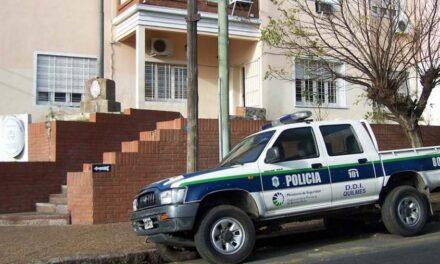DETIENEN POLICÍAS DELINCUENTES DE QUILMES