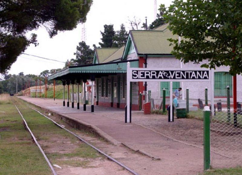 Indignación por cierre de estación de trenes de Sierra de la Ventana