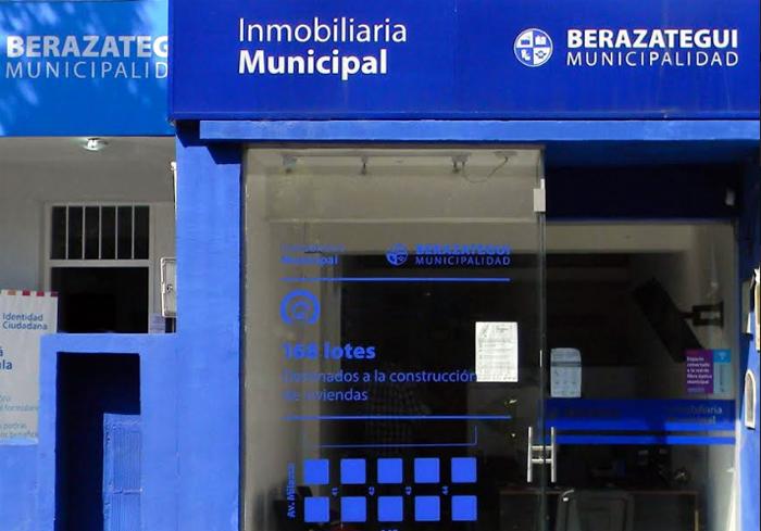 INMOBILIARIA MUNICIPAL