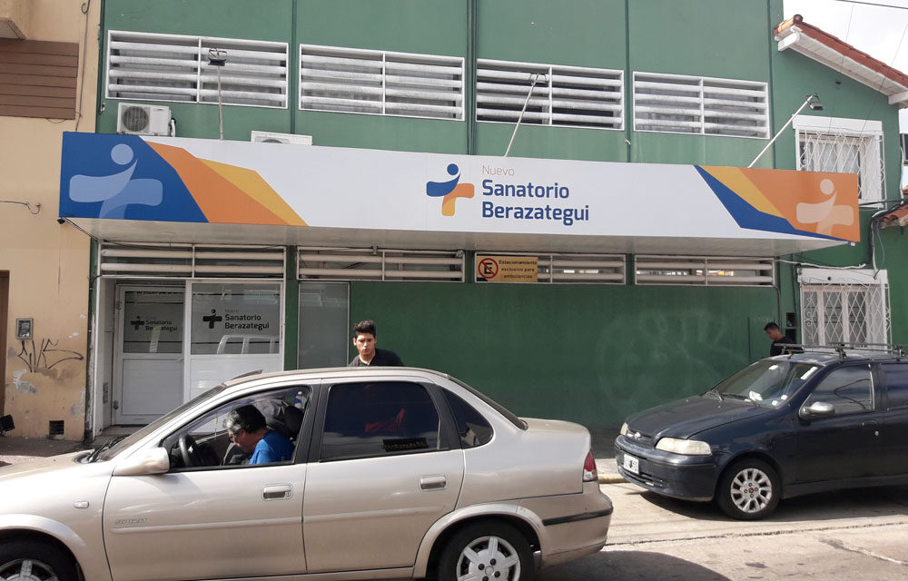 EN EL 'SANATORIO BERAZATEGUI' HABRÍAN FALLECIDO 80 ANCIANOS EN 59 DIAS