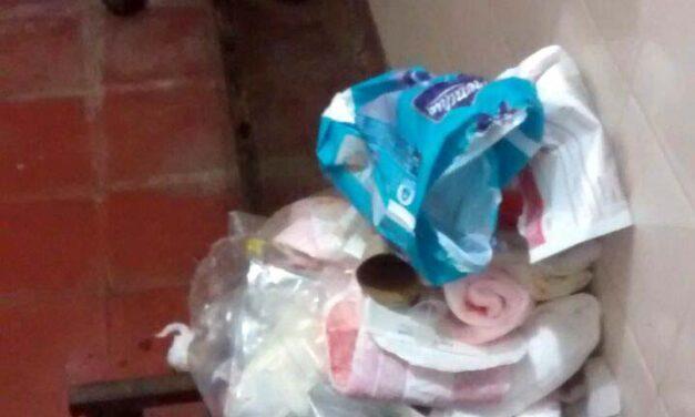 TOTAL ESTADO DE ABANDONO Y SUCIEDAD EN EL HOSPITAL 'EVITA PUEBLO' DE BERAZATEGUI