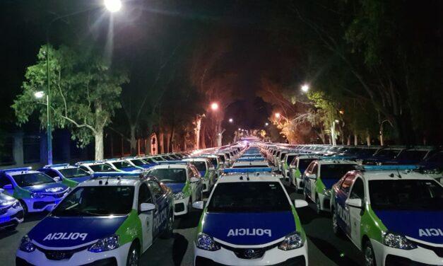 NUEVOS MÓVILES POLICIALES PARA BERAZATEGUI