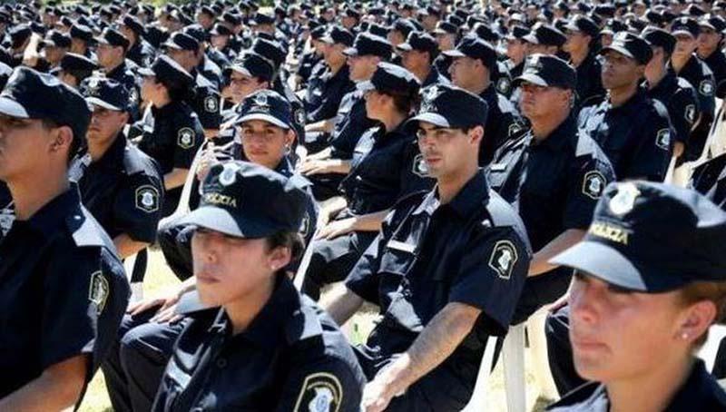 CRECE MALESTAR EN LA POLICÍA BONAERENSE