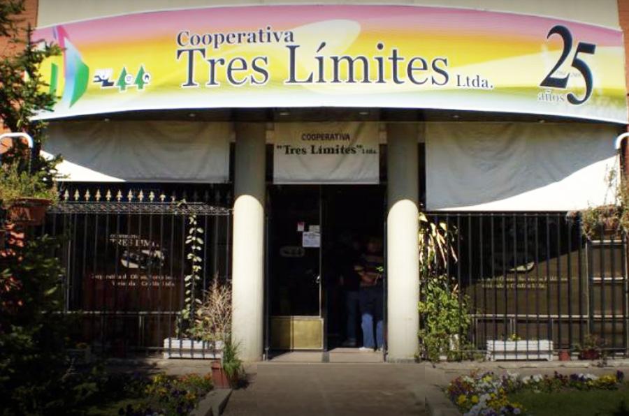 SOSPECHOSO ROBO A LA COOPERATIVA 'TRES LIMITES' DE EL PATO