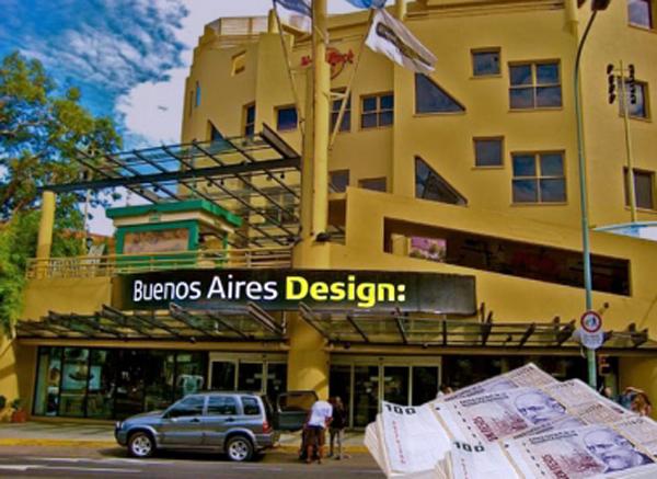 Ordenan la intervención judicial del shopping 'Buenos Aires Design'