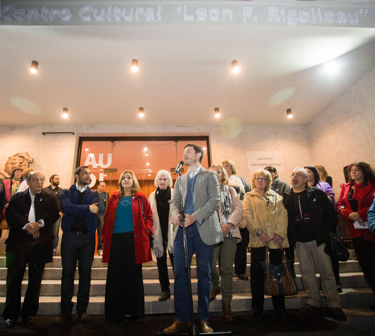 40° Aniversario del Complejo Municipal Rigolleau