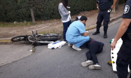 ACCIDENTE EN BERAZATEGUI