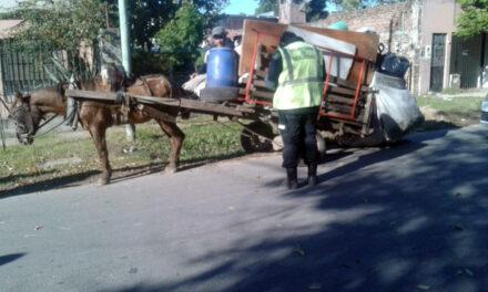 OPERATIVOS CONTRA CARROS CALLEJEROS