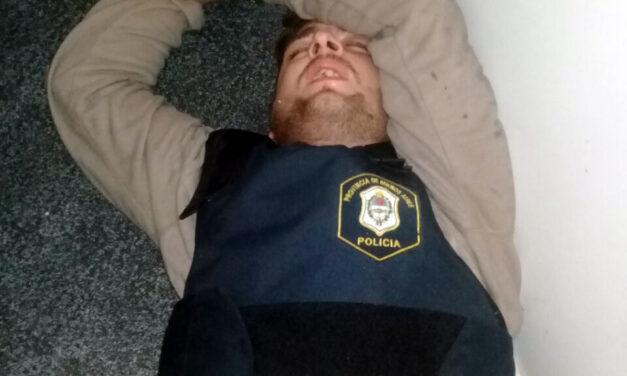 QUISIERON COPAR GARITA DE POLICIA LOCAL EN QUILMES. TIROTEO Y HERIDO