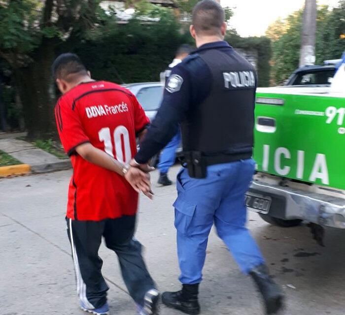 FUERTES OPERATIVOS CONTRA NARCOS EN BERAZATEGUI
