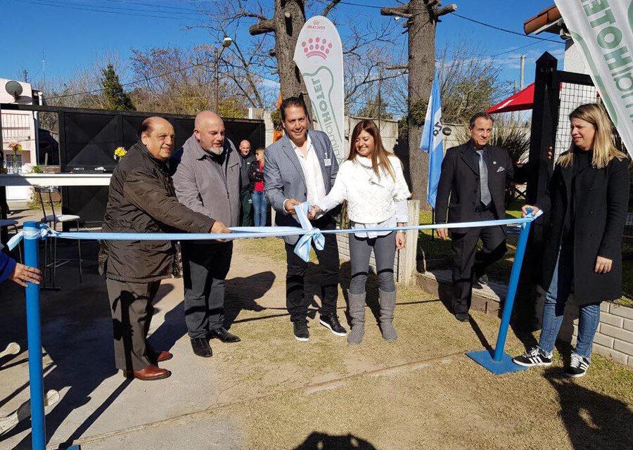 Inauguraron el primer Hotel para Animales de la Argentina