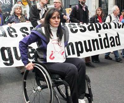 Liberaron policía  condenado por dejar  paralítica a una estudiante