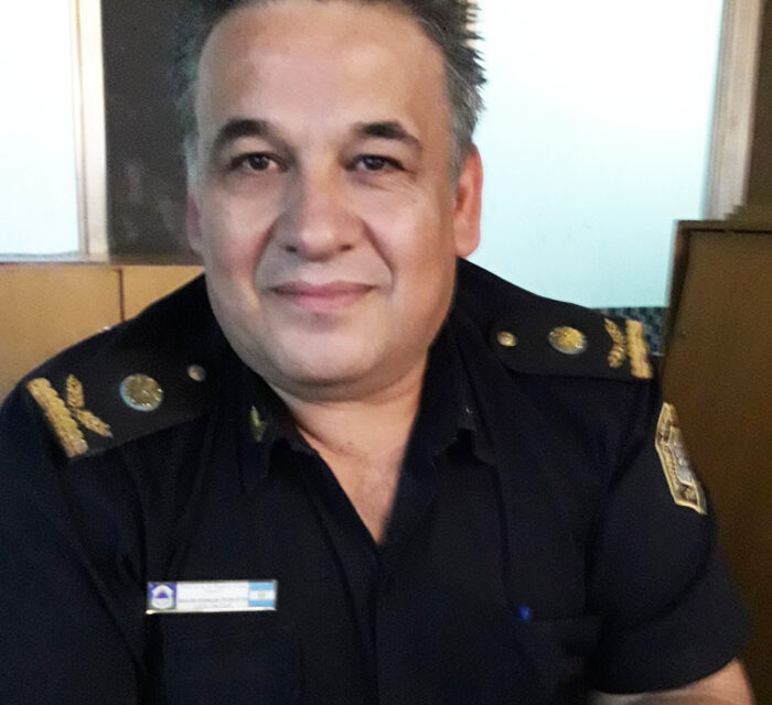 DAVID PUSSATI, NUEVO JEFE DE LA POLICÍA DE BERAZATEGUI
