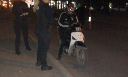 Fuertes Operativos de Saturación de la Policía