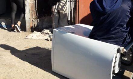 TRAGEDIA EN HUDSON: CAYÓ DEL TECHO Y SE MATÓ