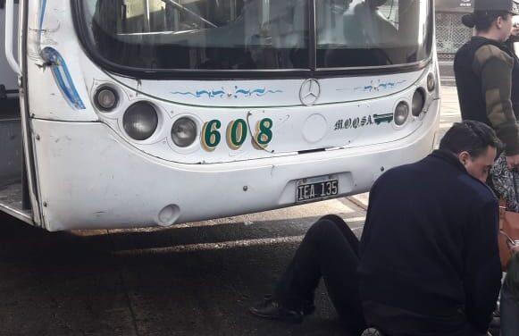 ACCIDENTE EN BERAZATEGUI