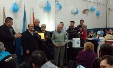 La sociedad de fomento '9 de Julio' festejó su 65° aniversario