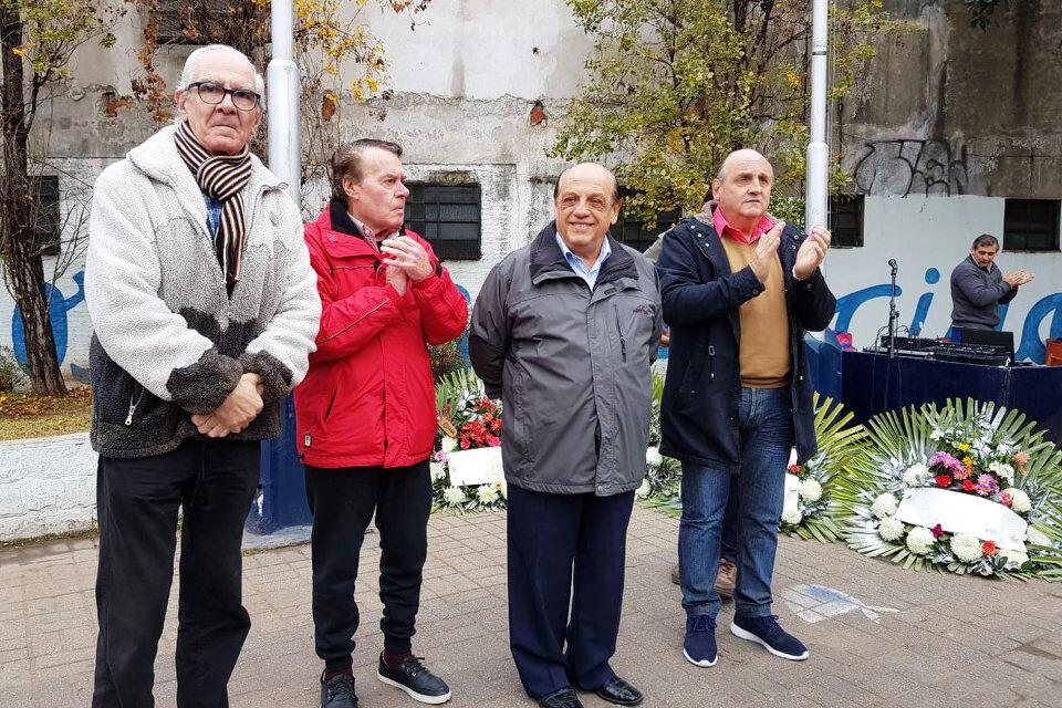 RECORDARON A PERÓN A 44 AÑOS DE SU FALLECIMIENTO