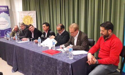 Renovaron parte de la comisión del Centro Comercial e Industrial de Berazategui