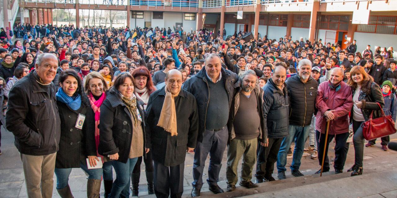MÁS DE 1.600 ALUMNOS PARTICIPARON DEL 13° ENCUENTRO DE MATEMÁTICAS