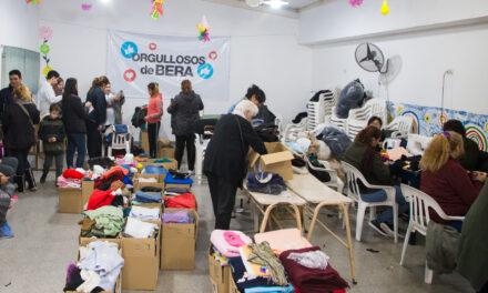 SE ENTREGARÁN 700 BUFANDAS A  JARDINES DE INFANTES DE BERAZATEGUI