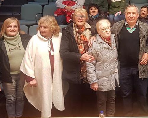 La Provincia reivindicó la gestión de Hurtado y le devolvió la cooperadora del 'Evita Pueblo'