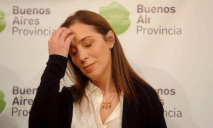 Vidal anunció un paquete de medidas sociales para afrontar la crisis en la Provincia