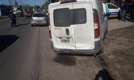 CONDUCTOR EBRIO CHOCÓ CAMIONETA