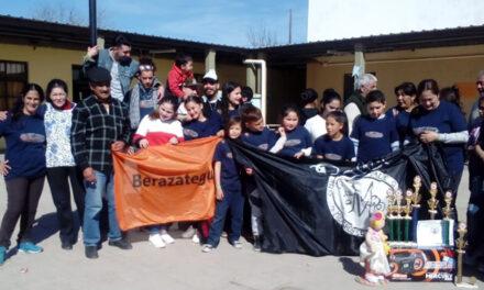 BALLET DE BERAZATEGUI, PREMIADO EN SANTIAGO