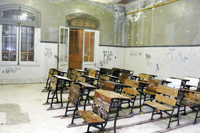 """Un informe muestra una """"situación alarmante"""" en la infraestructura de escuelas bonaerenses"""