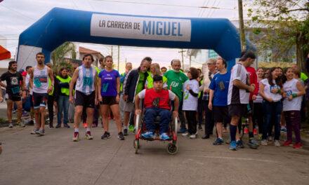 NUEVA EDICIÓN DE 'LA CARRERA DE MIGUEL' EN BERAZATEGUI