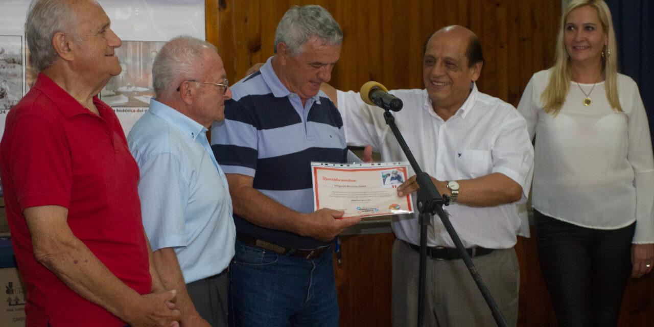 ALMUERZO A BENEFICIO DEL CENTRO OFTALMOLÓGICO MUNICIPAL