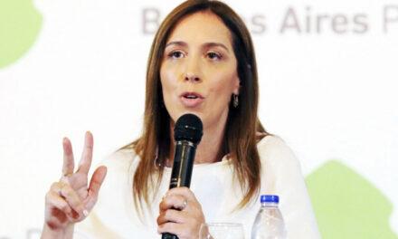 Vidal le apuntó a los barones del Conurbano: «Parecía que no eran tan valientes»