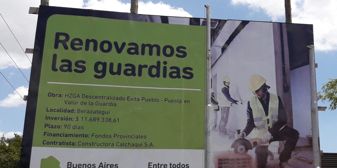 EL HOSPITAL 'EVITA PUEBLO', OLVIDADO Y EN DECADENCIA…