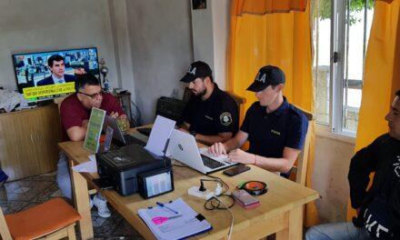 POLICIA ALLANA VIVIENDA Y DETIENE SUJETO POR 'PORNOGRAFIA INFANTIL'