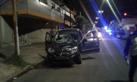 ACCIDENTE FATAL EN BERAZATEGUI