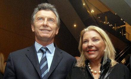 Carrió: «Haré campaña por Cambiemos, pero no me presento en ningún cargo»