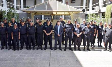 SIGUEN LOS CAMBIOS EN LA CÚPULA DE LA POLICÍA BONAERENSE