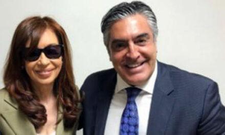 Dalbón, amenazante, advirtió que si CFK va presa,  «el pueblo saldrá a la calle y correrán ríos de sangre»