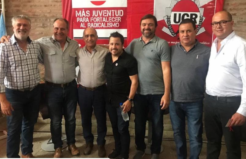 LA UCR BUSCA EVITAR INTERNAS Y CONSOLIDAR 'CAMBIEMOS'