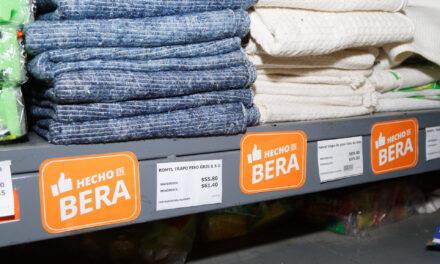 ALIENTAN EL CONSUMO DE PRODUCTOS ELABORADOS EN BERAZATEGUI