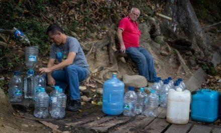 Grave: Más de 2.000 millones de personas no tienen acceso a agua potable