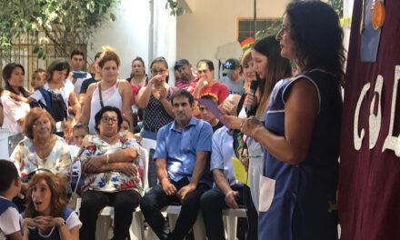 ESPERADA INAUGURACIÓN DE  JARDIN DE INFANTES EN ING. ALLAN