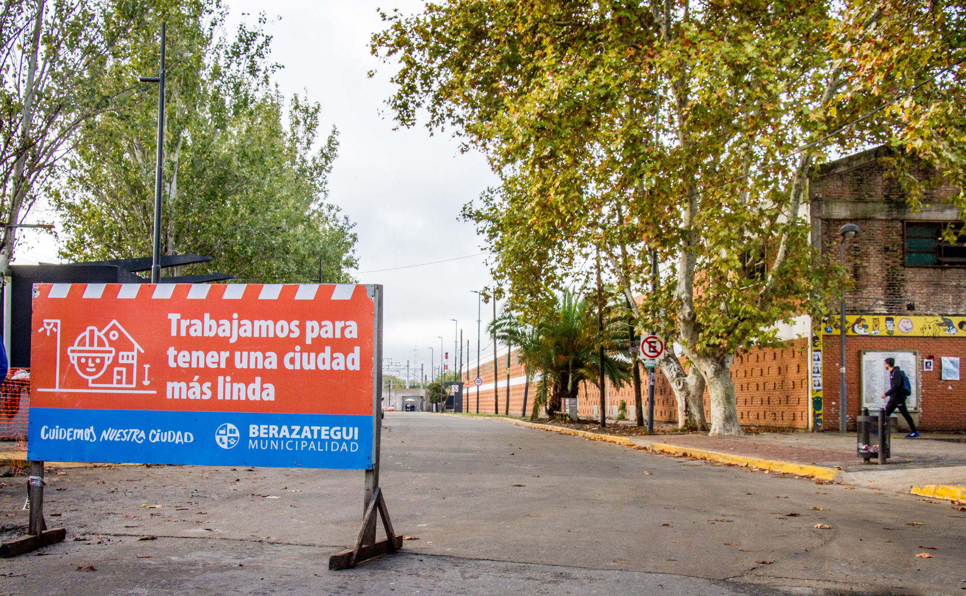 LISANDRO DE LA TORRE CERRADA AL TRÁNSITO POR REPARACIÓN