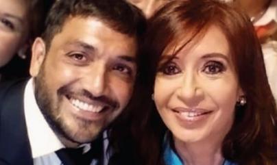 Patricio y CFK