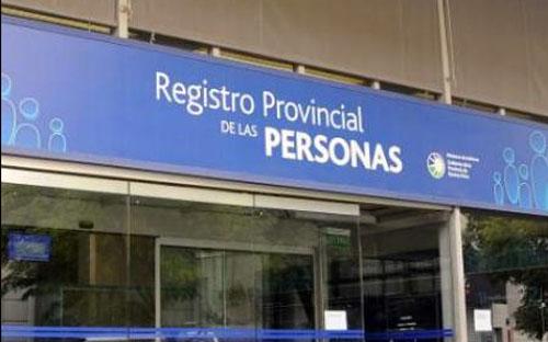 registro personas
