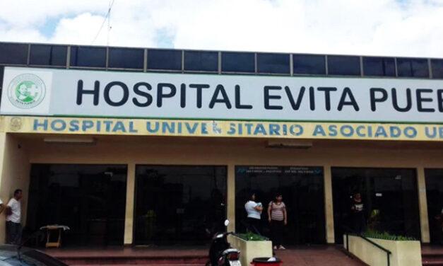 HOSPITAL: CONFIRMAN QUE HAY 13 PROFESIONALES AISLADOS