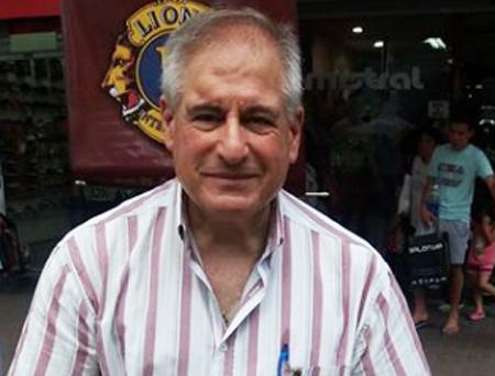LA IMPRUDENCIA EN UNA DEMOLICIÓN, TERMINÓ CON LA VIDA DE UN  ILUSTRE VECINO Y PROFESIONAL DE BERAZATEGUI, EL DR. MIGUEL ARRUE