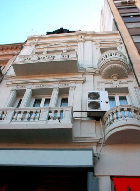 'LA VILLE BOUTIQUE', EL EXUBERANTE HOTEL QUE MÁXIMO KIRCHNER TRANSFORMÓ EN UNIDAD BÁSICA