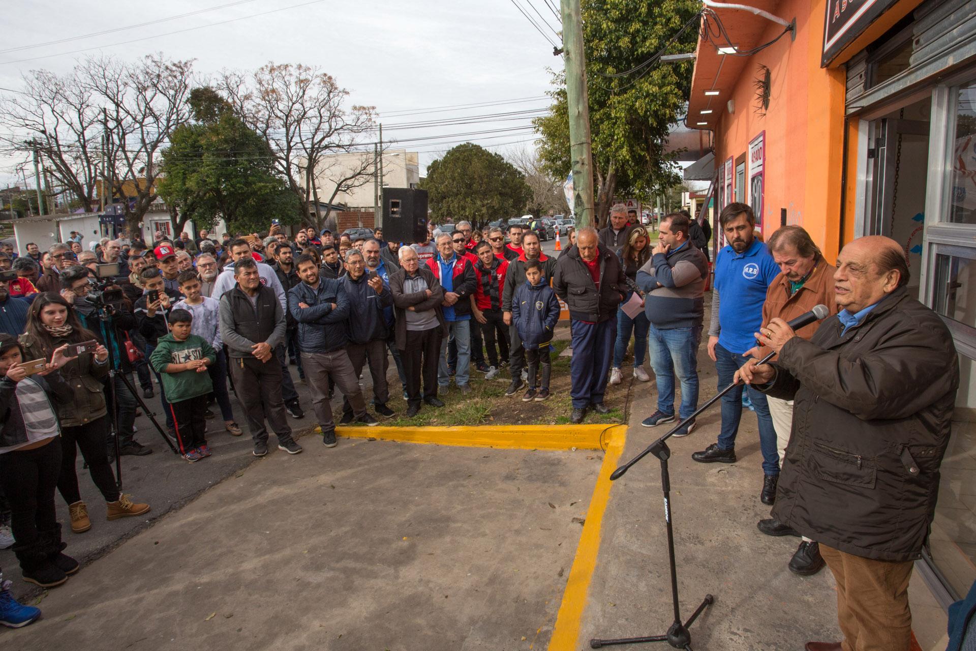 NUEVA SEDE DE LA ASOCIACIÓN DE REMISEROS DE BERAZATEGUI